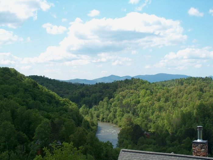 View River Ridge Cabin