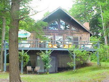 View Damariscotta Lake Cottage 4