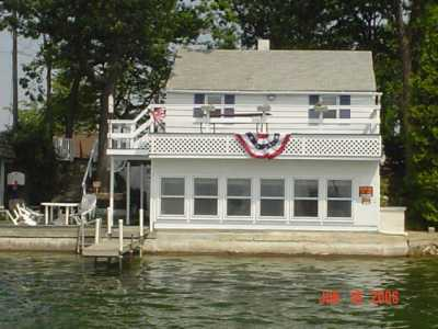 View Adorable Cottage on Pine Lake wsandy