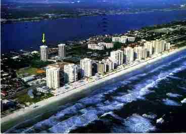 View Oceans West One in Daytona Beach