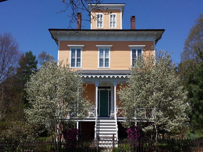 View 1853 Captain Wheeler House