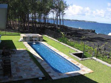 View Hale Mar Ocean Front Luxury Island