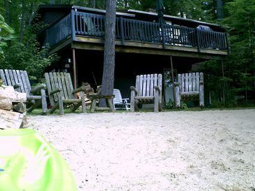 View Lake Winnipesaukee Home