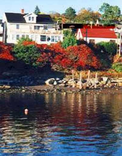 View Admiralty House on Lunenburg Bay