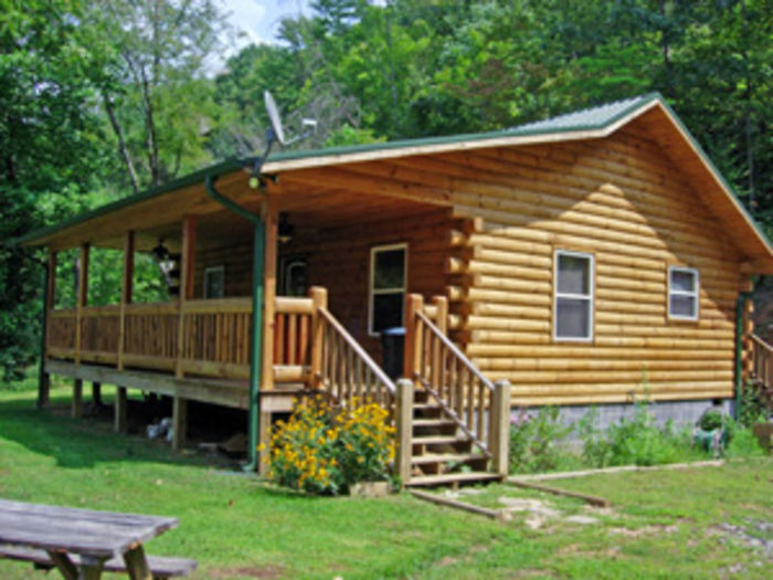 View Cherokee Log Cabins