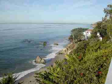 View Malibu Beach House