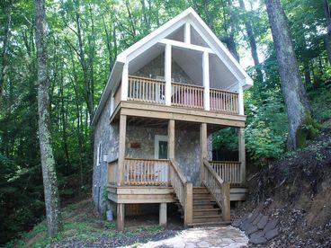 View Tall Timbers Cabinhot tub 30