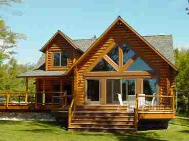 View Brevort Lake Cottage