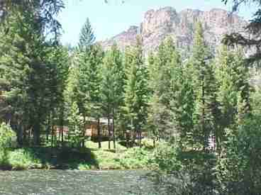 View Bitterroot Riverhouse