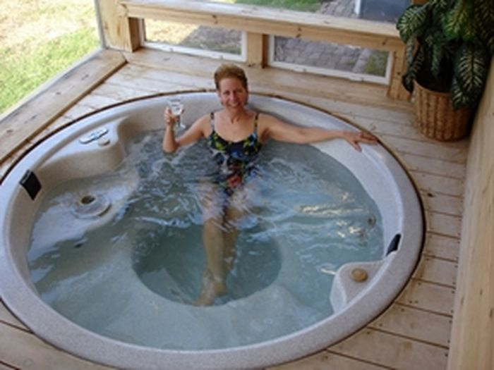 View Private 40 Acres Hot Tub Sauna