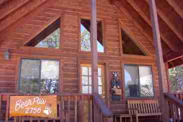 View Bear Paw  Mogollon Resort
