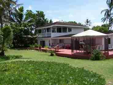 View Oahu Beachfront Paradise