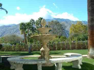 View Hacienda Hermosa Private Palm Springs