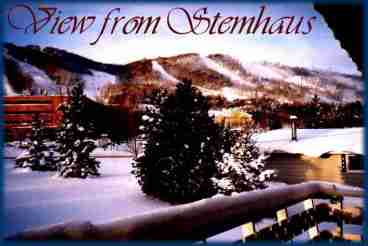 View Skihaus  Stemhaus