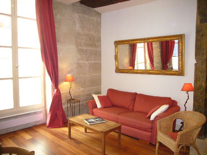 View Beautiful 50 sqm 1BR Apartment