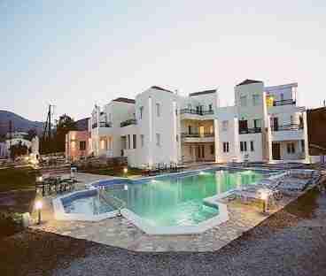 View Hotel Xifoupolis