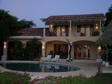 View Villa la Amistad
