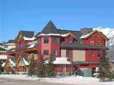 View Mountainview Lodge Canmore
