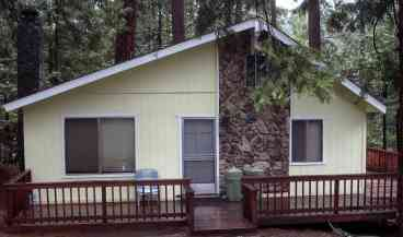 View Twain Harte Vacation Rental