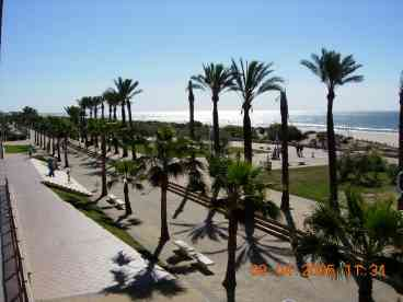 View Beach  Golf in Islantilla Costa