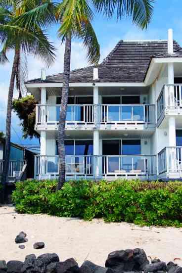 Vacationrentals411 Com Kailua Kona Hawaii Oceanfront