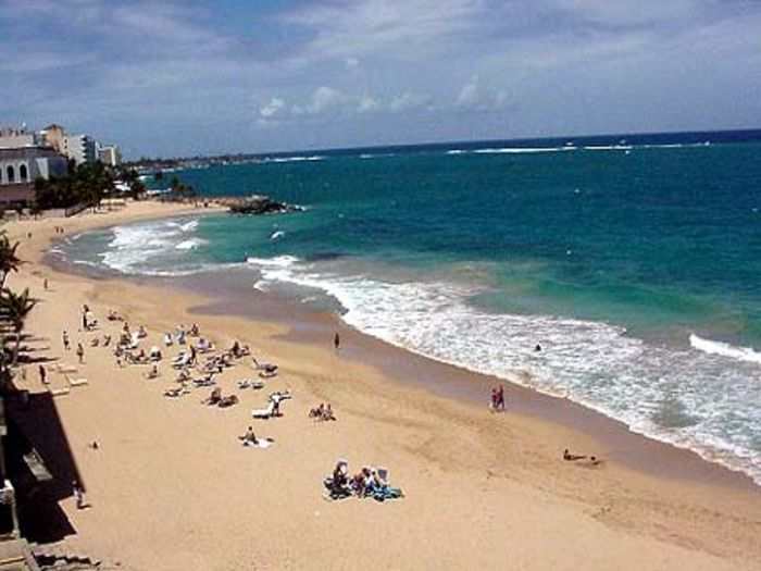View Oceanfront Condo on Beautiful Condado