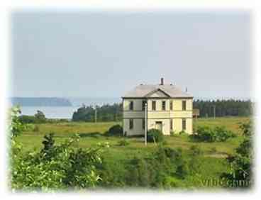 View Bay of Fundy Old School House by