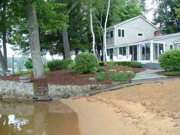 View Winnisquam Waterfront Home
