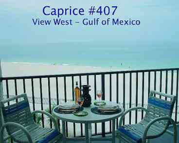 View St Pete Beachfront Condo 407 Caprice