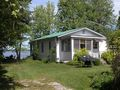 View Cottage Directly on Lake Champlain