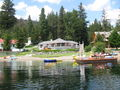 View Otter Lake Vacation Home Tulameen