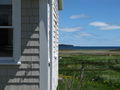 View Lubec Bay Cottage Ocean Balcony