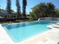 View Waterfront Pool Home 4 Bedroom
