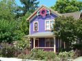 View Adorable Purple Victorian