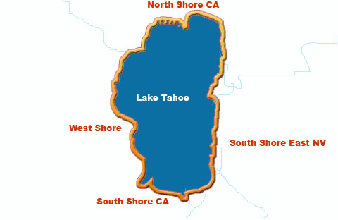 Tahoe West Shore Vacation Rentals