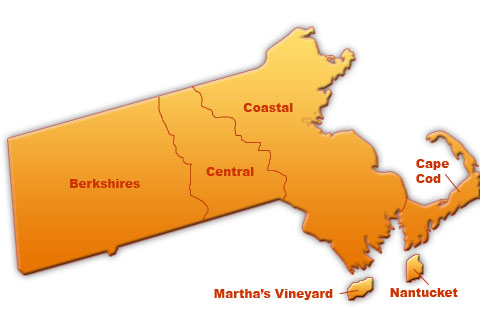 Massachusetts Vacation Rentals
