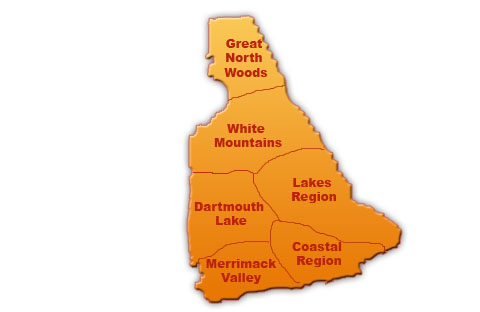 New Hampshire Vacation Rentals